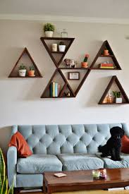 Diy Ideas For Home Decor by Best 10 Unique Wall Shelves Ideas On Pinterest Unique Shelves