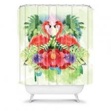Deny Shower Curtains Exotic Shower Curtains Foter