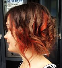 graduated bob for permed hair short hairstyles for round faces curly retro waves your hair club