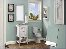 Paint Bathroom Cabinets by Best Painting Bathroom Cabinets Color Contemporary Bathroom