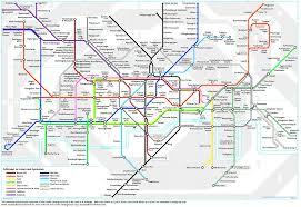 map underground underground map in german jacko s weblog