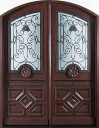 wood and glass exterior doors custom heritage wood front doors in highland park illinois