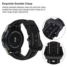 Jual Leather jual genuine leather samsung gear s3 frontier classic