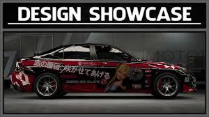 lexus sports car racing forza motorsport 6 design showcase 2014 lexus is 350 f sport