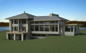 modern cottage design cottage design creative design engineering full 3d renderings