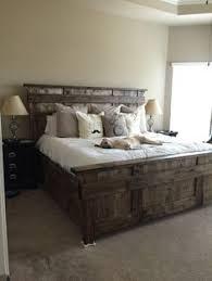 Bed Frame King Size 80 Diy King Size Platform Bed Frame My Diy Projects Pinterest