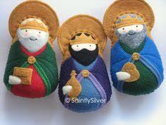 holy family felt nativity joseph jesus kid