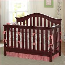 Freeport Convertible Crib Contvertible Cribs Metal Cottage Walnut Upholstered Graco