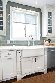 kitchens with glass tile backsplash popular of subway tile backsplash kitchen and best 25 glass tile