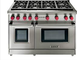 Wolf 15 Gas Cooktop Wolf Gr488 48