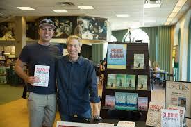 John D Barnes Book Signing May 21 Calabasas John Heubusch Author Of The