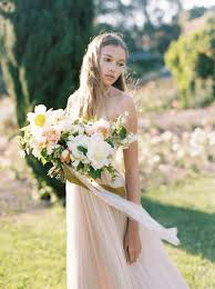 Dreamy Garden Wedding Inspiration With A Hint Of Provence Chic