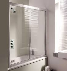 simpsons supreme overbath slider screen uk bathrooms