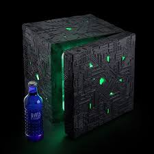black friday mini fridge star trek borg cube fridge thinkgeek