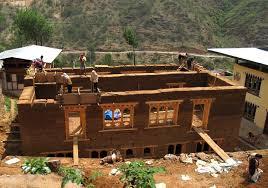 Different House Designs 14 U2013 Architecture And Construction Bhutan Style Jeninbhutan