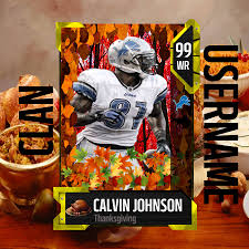 thanksgiving calvin johnson auction graphics topic