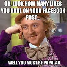 Facebook Likes Meme - how to get a lot of facebook likes culture social media