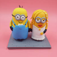 wholesale minions cake toppers buy cheap minions cake toppers