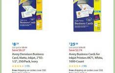 Creating Business Cards In Word Staples Com Business Cards Fragmat Info