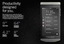 blackberry porsche design p9982 premium blackberry porsche design p 9982 is now official