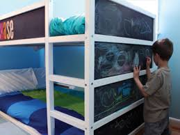 IKEA Bunk Bed Hacks That Will Make Your Kids Want To Share A Room - Snooze bunk beds