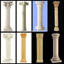 pillar designs for home interiors catchy collections of pillars decoration in homes homes