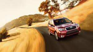 orange subaru forester 2017 subaru forester brochure specs colors and trims