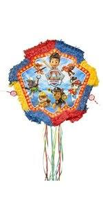 amazon paw patrol pinata pull string toys u0026 games