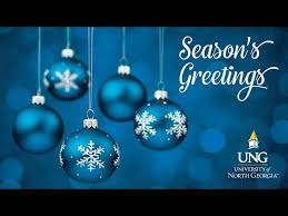2016 ung holiday message youtube