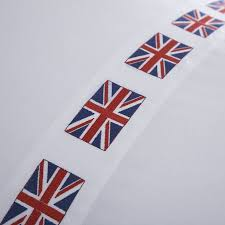 British Flag Bedding Union Jack Flag Organic Bedding Collection By The Fine Cotton
