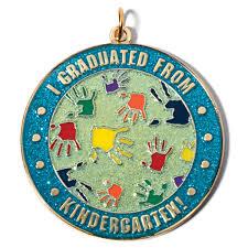 graduation medallion kindergarten graduation medallion s