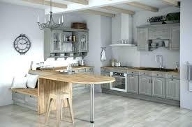 cuisine rustique repeinte en gris cuisine rustique repeinte cuisine repeinte en gris galerie avec