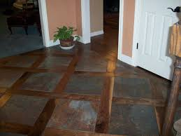 Tile To Laminate Floor Transition Luxurious Wood Tile Combo Floor Designs For Mesmerizing White
