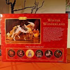 breyer 700120 winter wonderland christmas holiday horse for 2017
