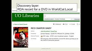 rda for the non cataloger what u0027s in it for you youtube