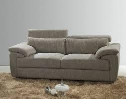 ub design canapé canapé tissu ub design sartène 2 places gris pas cher ubaldi