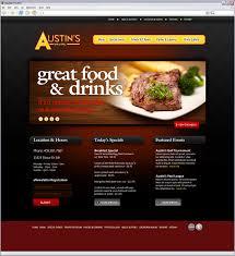 restaurant website design calgary u2013 defrost labs