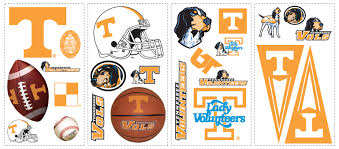 tennessee volunteers wall decals wall2wall