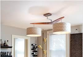 Mid Century Modern Ceiling Light Install Mid Century Modern Ceiling Fan Measuring Up Decoration