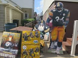 benwood couple clears pittsburgh steelers themed room news
