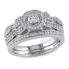 Wedding Engagement Rings by Wedding Rings Wedding Set Princess Cut Wedding Set Bridal Set