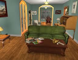 Twilight Cullen House Floor Plan Mod The Sims Twilight Bella Swan U0027s House