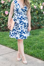 betsey johnson floral dress ashley brooke nicholas