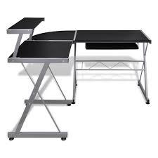 Kleiner Arbeitstisch Vidaxl Computertisch Schreibtisch Arbeitstisch Ecktisch Pc Tisch