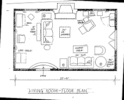 floor plan rendering drawing hand grid arafen