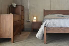 Sheffield Bedroom Furniture Walnut Bedroom Furniture Walnut Black Lotus Natural Bed Company