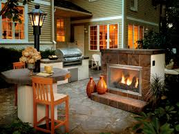 heat u0026 glo u2013 dakota outdoor gas fireplace encino fireplace shop inc