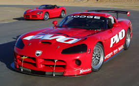 looking back dodge viper race cars from 1996 to today