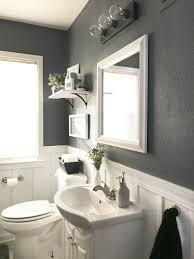 take the tour neutral calm bathroom reveal grey bathrooms