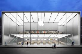 apple store seoul may be right next to samsung headquarters